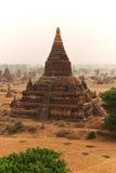 De Tempel van Bagan Stock Fotografie
