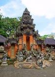 De tempel van Bali royalty-vrije stock foto's