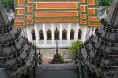 De Tempel van Bangkok Royalty-vrije Stock Afbeeldingen