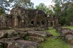 De tempel van Banteay Kdei Royalty-vrije Stock Fotografie