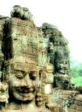 De tempel van Bayon Royalty-vrije Stock Fotografie