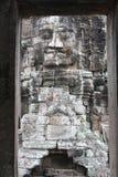 De Tempel van Bayon Stock Afbeeldingen