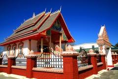 De tempel van Bhuddist royalty-vrije stock foto