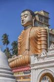 De tempel van Boedha in Sri Lanka Royalty-vrije Stock Fotografie
