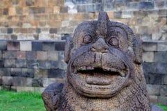 De tempel van Borobudur, Java, Indonesië Stock Foto