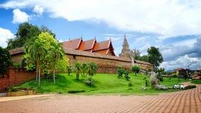 De tempel van Buautifulthailand Stock Afbeeldingen