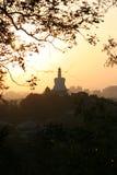 De Tempel van Budda royalty-vrije stock afbeeldingen