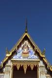 De tempel van Buddist Stock Fotografie