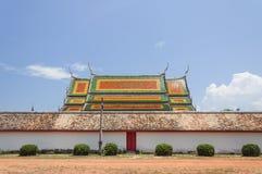 De tempel van Buddist thailand Stock Afbeeldingen
