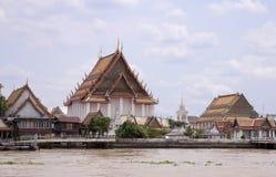 De Tempel van Budha Stock Foto's