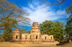 De tempel van Budhist Royalty-vrije Stock Foto's