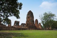 De Tempel van Chaiwattanaram van Wat Stock Foto's