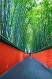 De Tempel van Chengduwuhou stock afbeeldingen