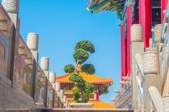 De tempel van China Stock Afbeelding