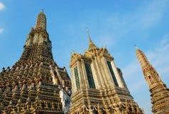 De tempel van dageraad Royalty-vrije Stock Fotografie
