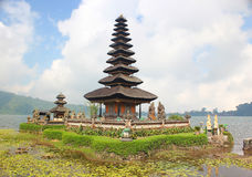 De tempel van Danu van Ulun Stock Fotografie