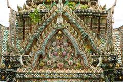 De tempel van Dawn Stock Foto's
