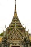 De tempel van Dawn Royalty-vrije Stock Foto's