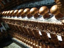 De tempel van de godsdienstvrijheid de bouwlevensstijl van art. Royalty-vrije Stock Afbeelding