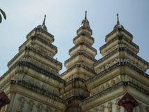 De tempel van de godsdienstvrijheid de bouwlevensstijl van art. Royalty-vrije Stock Afbeeldingen