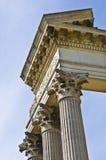 De tempel van de haven Royalty-vrije Stock Foto