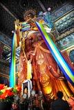 De tempel van de Lama in Peking China Royalty-vrije Stock Afbeelding