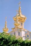 De tempel van de luxe Royalty-vrije Stock Afbeeldingen