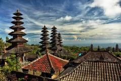De Tempel van de moeder van Besakih Royalty-vrije Stock Foto's