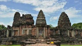 De Tempel van de Phimaisteen Stock Afbeeldingen