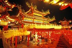 De Tempel van de Schoffel van Thean Royalty-vrije Stock Fotografie