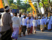 De Tempel van de Tanahpartij - Bali 022 Stock Afbeeldingen