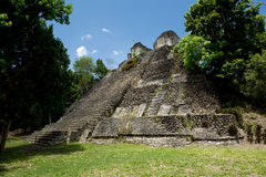 De tempel van de uil royalty-vrije stock fotografie