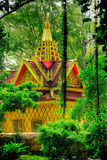 De tempel van de wildernis Stock Foto's
