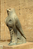 De Tempel van Edfu Stock Afbeeldingen