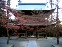 De Tempel van Engakuji - Kamakura, Japan Stock Foto