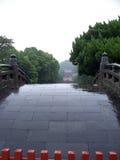 De Tempel van Hachimangu van Tsurugaoka Stock Foto's