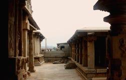 De tempel van Hampi Royalty-vrije Stock Fotografie