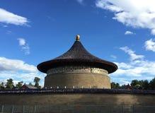 De tempel van Hemel Royalty-vrije Stock Foto