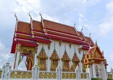 De tempel van het boeddhisme Royalty-vrije Stock Foto's