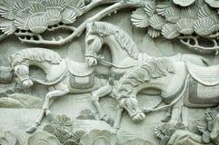 De tempel van het boeddhisme stock foto