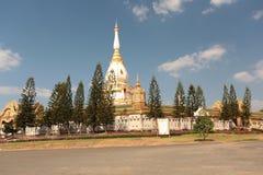 De tempel van het boeddhisme in Thailand stock fotografie