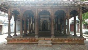 De tempel van het erfenismonument Royalty-vrije Stock Foto's