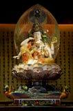 De Tempel van het Overblijfsel van de Tand van Boedha stock afbeeldingen