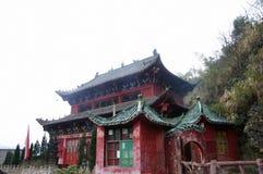De tempel van het taoïsme Royalty-vrije Stock Afbeelding
