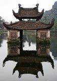 De tempel van het water Stock Foto