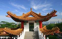 De Tempel van Hou van Thean stock afbeeldingen