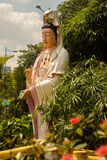 De Tempel van Hou van Thean in Kuala Lumpur Maleisië stock afbeelding