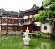 De Tempel van Huang van Cheng Stock Foto