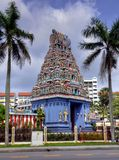 De Tempel van Indiam Royalty-vrije Stock Fotografie