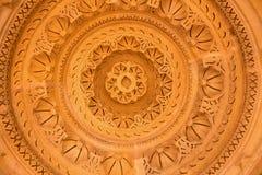 De tempel van Jain van amar sagar Stock Fotografie